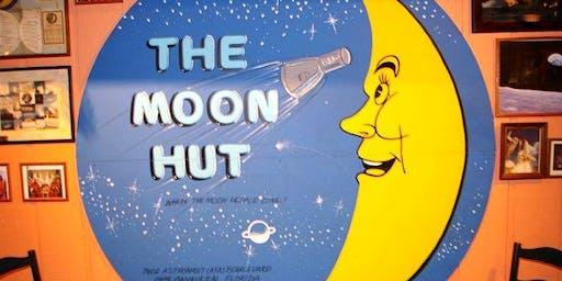 Candidate  Osborne at Moon Hut