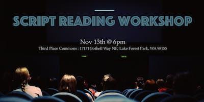 Script reading for Actors