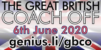 The Great British Coach Off