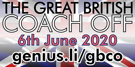 The Great British Coach Off tickets
