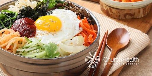 The Art of Dinner Interactive Cooking Class: Korean Cooking