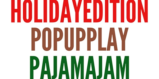 Holiday Edition Pop Up Play Pajama Jam