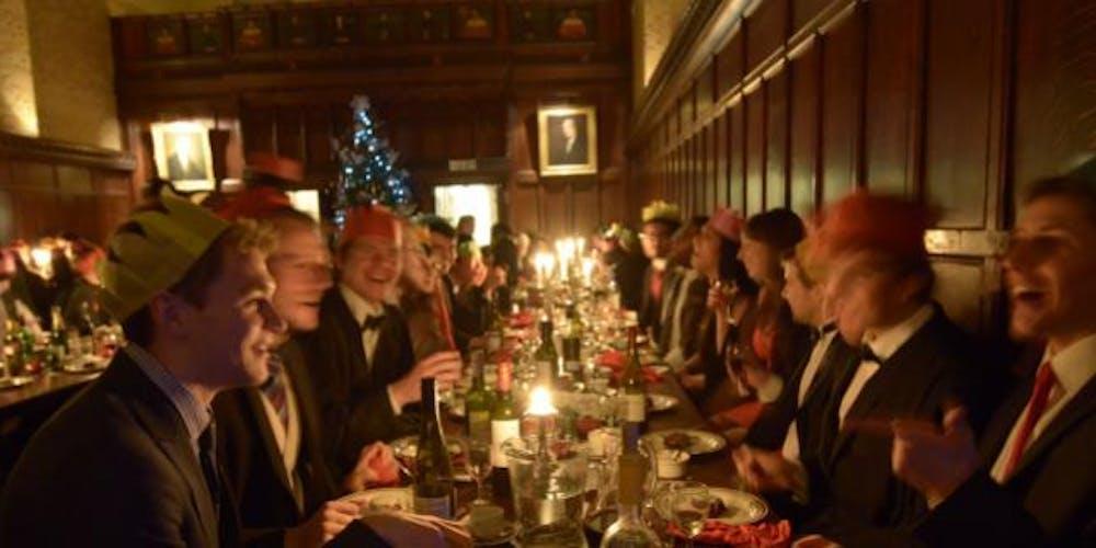 Christmas Dinner Restaurants Near Me 2019.Cambridge And Oxford Christmas Dinner 2019 Tickets Tue Dec