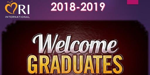 Recovery Education Center - 2019 Graduation Ceremony