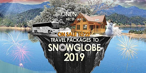 Travel Accommodations to SnowGlobe 2019
