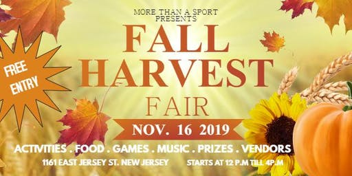 M.T.A.S FALL HARVEST FAIR