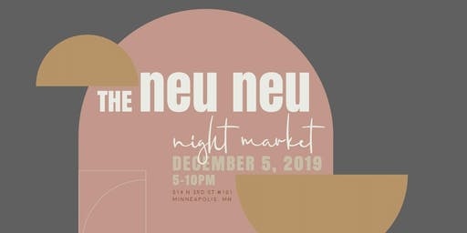 Neu Neu Night Market