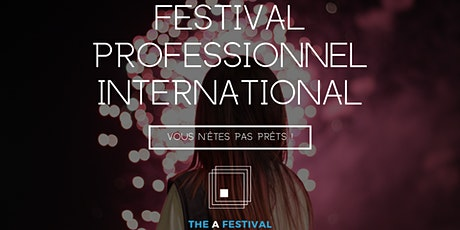 Salon RH  International - Lille Septembre  2020 - The A Festival billets