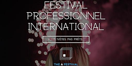 Congrès RH  International - Lille 28 & 29 Mai 2020 - The A Festival