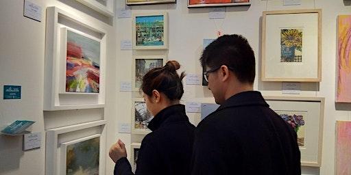 PARALLAX ART FAIR FEBRUARY 2020 (Saturday) Kensington