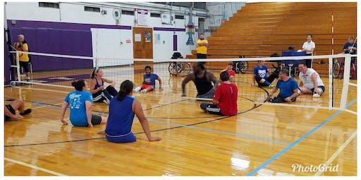 Stockton University Sitting Volleyball Tournament