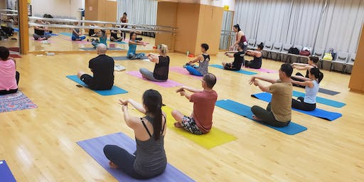 Intro to Forrest Yoga Charity Class (Sai Ying Pun)