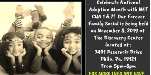 Community Umbrella Agency 1 & 7 Forever Family Social