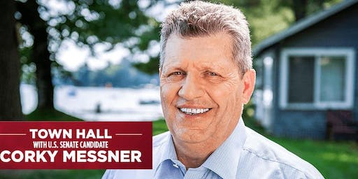 Town Hall with Corky Messner