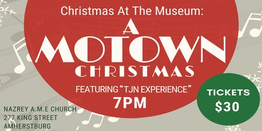 Christmas At The Museum: A Motown Christmas
