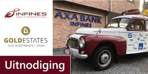 """Infines """"invites"""" Gold Estates"""