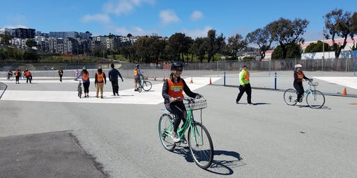 All Ages Learn-to-Ride a Bike