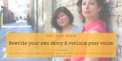 Women's Workshop Series: Healing Trauma Through Storytelling