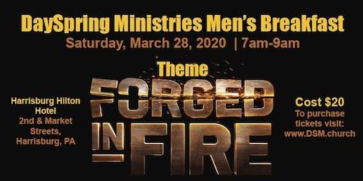 DaySpring Ministries Regional Men's Breakfast
