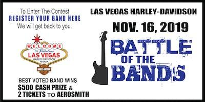 Las Vegas Harley-Davidson Battle of The Bands