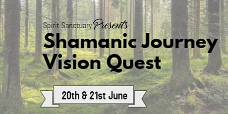 Shamanic Journey, Vision Quest tickets