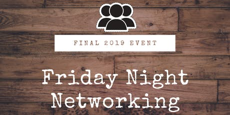 Final 2019 Networking Event tickets
