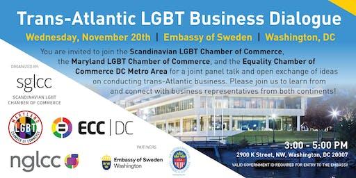 Trans-Atlantic LGBT Business Dialogue
