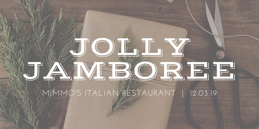 3rd Annual Jolly Jamboree