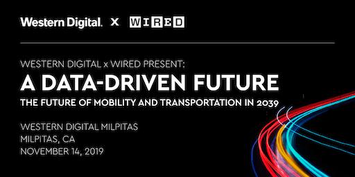 A Data-Driven Future