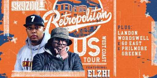 Skyzoo - Retropolitan Tour feat. Elzhi
