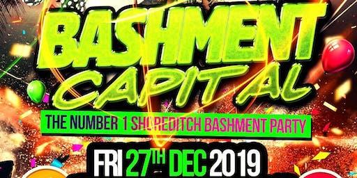 Bashment Capital - Shoreditch Party