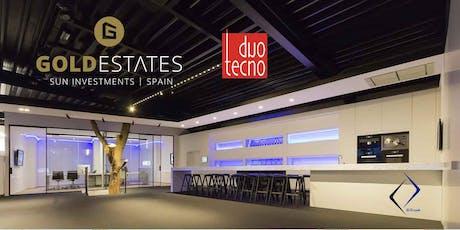 DuoTecno, Car2Spain en Gold Estates, Brugge tickets