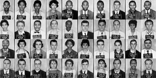 How the 1961 Freedom Riders Hijacked Their Mississippi Mugshots
