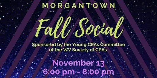 Morgantown Fall Social