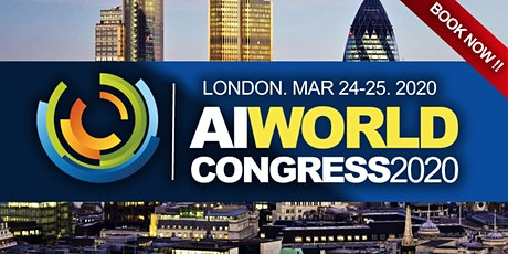 AI WORLD CONGRESS 2020 tickets