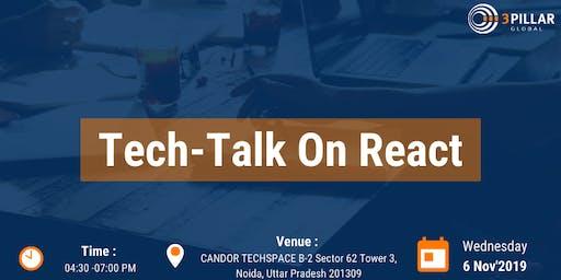Tech-Talk on React