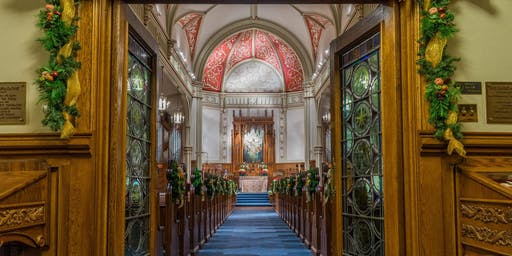 2019 Historic Houses of Worship Tour