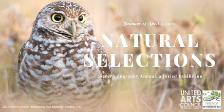 Natural Selections: 2020 Photography Annual  tickets