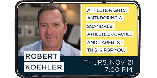 Shewfelt Memorial Lecture - Athlete rights, Anti-doping and Scandals