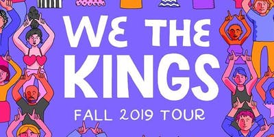 We The Kings / openers Fear. The Sparrow **SPECIAL PRICING**