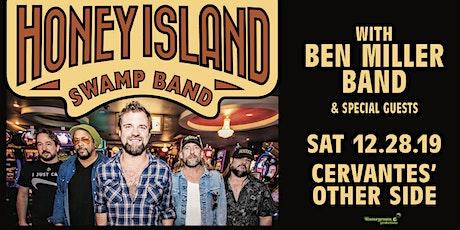 Honey Island Swamp Band w/ Ben Miller Band tickets