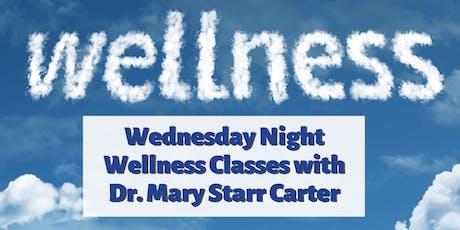 Wednesday Night Wellness Classes tickets