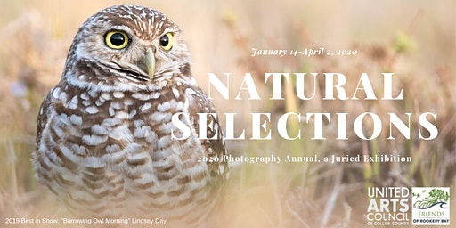 Awards Reception! Natural Selections: 2020 Photography Annual