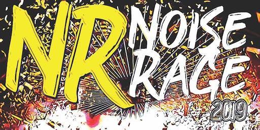 NOISE RAGE Music Festival: Nef the Pharaoh