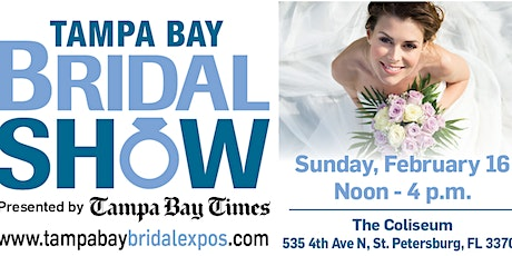 Tampa Bay Bridal Show tickets