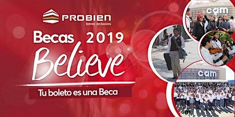 """Becas Believe: Concierto de agradecimiento """"Finale"""" tickets"""