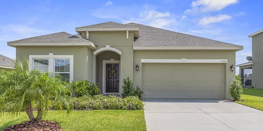 Open House! Wed 10/23, 3pm-6pm @ 3252 Zander Dr, Grand Island, FL 32735