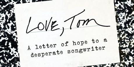 Tom Douglas tickets