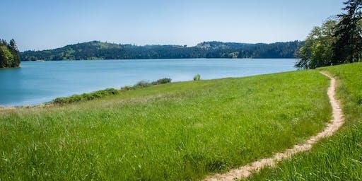 Clean up Hagg Lake with SakéOne & Oregon Wild