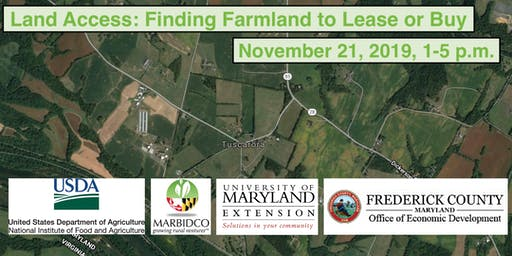 Land Access: Finding Farmland to Lease or Buy